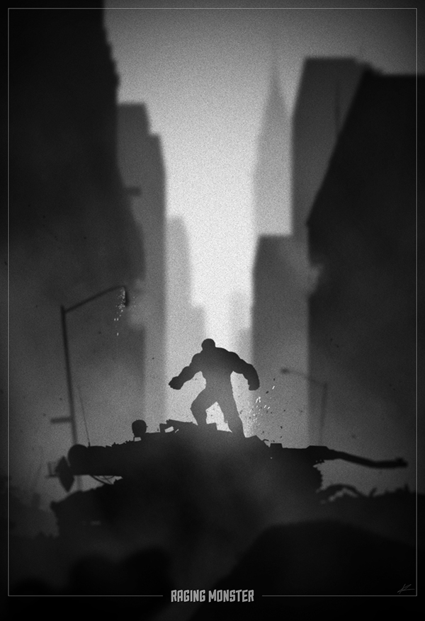 racing monster por marko manev