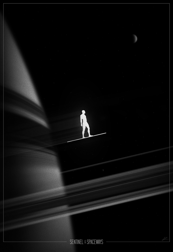 sentinel spaceways por marko manev
