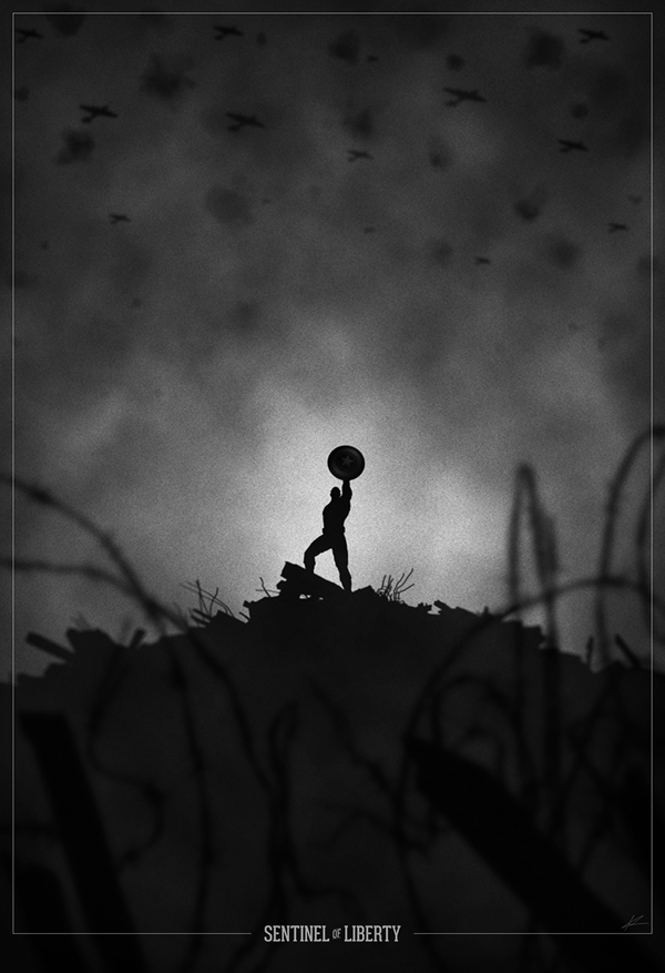 sentinel of liberty por marko manev